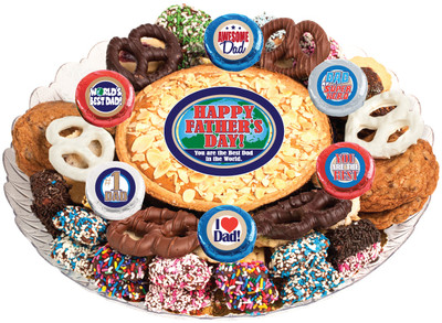 Father's Day Cookie Pie & Cookie Platter