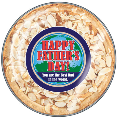 Father's Day Cookie Pie