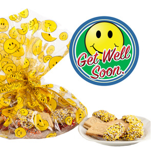 Get Well Joeyjoy Raspberry Butter Cookie Platter