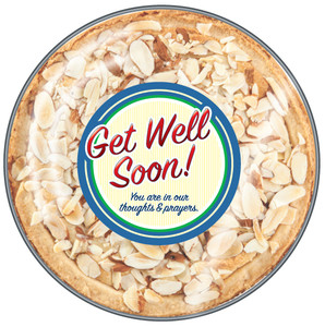 GET WELL COOKIE PIE