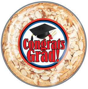 GRADUATION COOKIE PIE