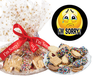 I'M Sorry! Butter Cookie Assortment