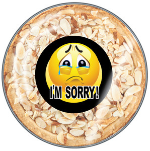 I'M SORRY! COOKIE PIE