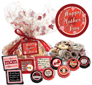 "MOTHERS DAY ""COOKIE TALK"" MESSAGE PLATTERS"