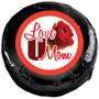 Love U Mom Chocolate Oreo Cookie
