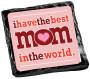Best Mom Chocolate Graham Cookie