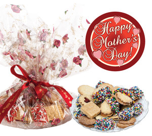 Mother's Day Butter Cookie Platter