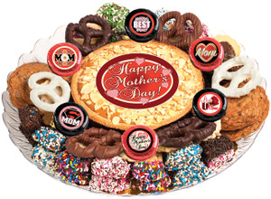 MOTHERS DAY COOKIE PIE & COOKIE PLATTER