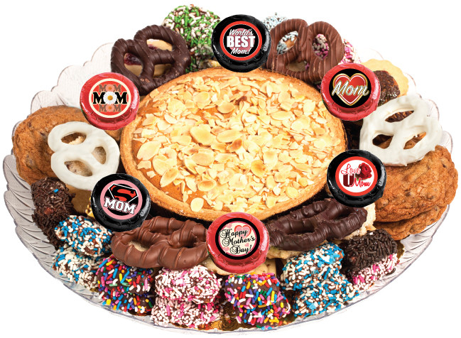 Mothers Day Cookie Pie Cookie Platter