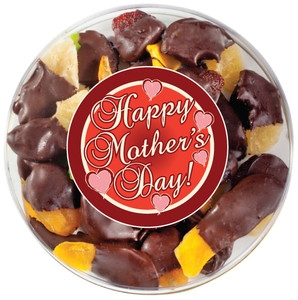 Mother's Day Chocolate Dipped Dried Fruit