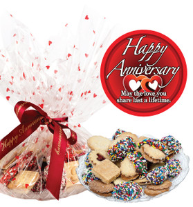 ANNIVERSARY BUTTER COOKIE ASSORTMENT