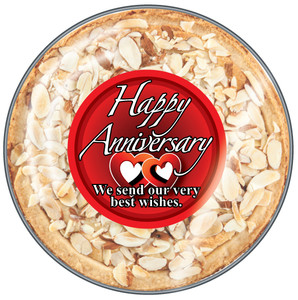 Anniversary Cookie Pie