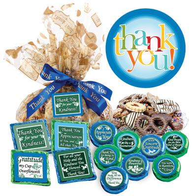 Gratitude Cookie Talk Message Platters