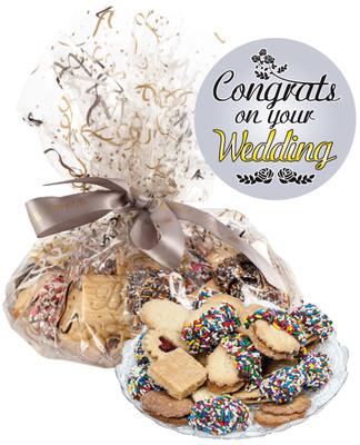 Wedding Butter Cookie Platter