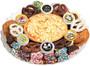 Wedding Cookie Pie & Cookie Platter - No Label
