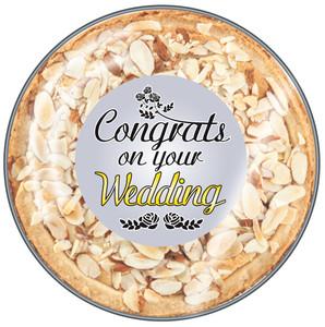 Wedding Cookie Pie