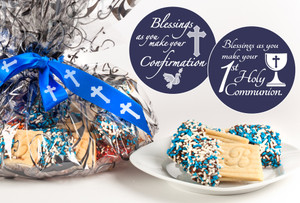 Communion/Confirmation Raspberry Sandwich Cookies