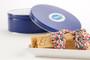 Custom Raspberry Sandwich Cookie Tin