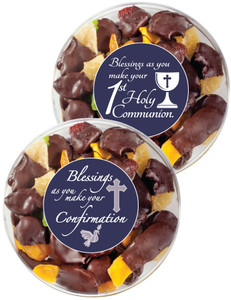 Communion/Confirmation Chocolate Dipped Dried Fruit