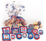 Cookie Talk Message Platters - USA