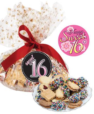 Sweet 16 Butter Cookie Platter
