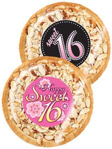Sweet 16 Cookie Pie