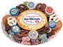 Bar Mitzvah Cookie Pie & Cookie Platter