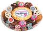 Bat Mitzvah Cookie Pie & Cookie Platter