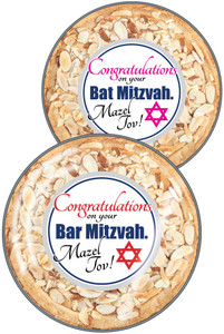 Bar/Bat Mitzvah Cookie Pie