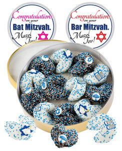 Bar/ Bat Mitzvah  Jewish Decorated Fortune Cookies