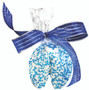 Jewish Decorated Fortune Cookie Bag
