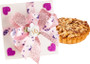 Cookie Pie Petite Favors - Pink Hearts