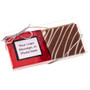Custom Chocolate Graham Foil Duo with Labels