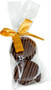 Business Chocolate Oreo Duo In Favor Bag - Gold Ribbon