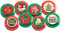 Christmas Chocolate Oreo Messages