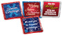 Holiday Chocolate Graham Messages