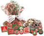Christmas Cookie Talk Message Platter