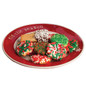Christmas Butter Cookie plate
