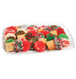 Christmas Butter Cookie Assortment platter