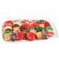 Christmas Butter Cookie Assortment platter