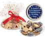 Holiday Gratitude Butter Cookie Assortment platter