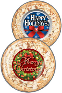 Christmas/Holiday Cookie Pie
