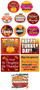Thanksgiving Cookie Talk Themes