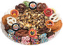 Thanksgiving Caramel Popcorn & Cookie Platter - No Center Label