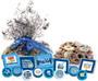 Hanukkah Cookie Talk Message Platters