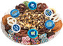 Hanukkah Caramel Popcorn & Cookie Platter - No Center Label