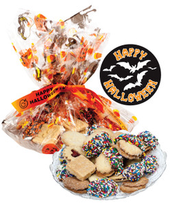 Halloween Butter Cookie Platter