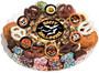 Halloween Caramel Popcorn & Cookie Platter