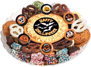 Halloween Cookie Pie & Assortment Platter