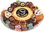 Halloween Cookie Pie & Cookie Platter